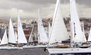 Covid-19: Regata ARC+ faz escala pela oitava vez em Cabo Verde com menos embarcações