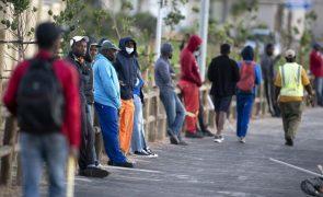Covid-19: Taxa de desemprego na África do Sul bate recorde e atinge 30,8%