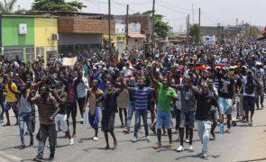 ONG lamenta repressão e morte de manifestante em Angola