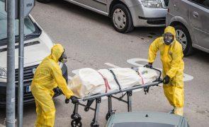 Covid-19: Mais 78 mortes e 5.839 infetados em 24 horas em Portugal