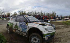 Azores Rallye marcado para 25 a 27 de março