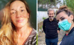 Manuela Couto Romance com pai de Catarina Furtado? Apresentadora quebra o silêncio
