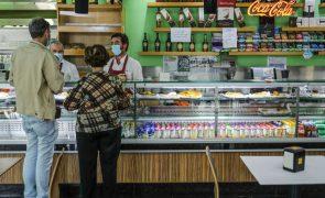 Covid-19: Comércio e restaurantes fechados entre as 13:00 e as 08:00 aos fins de semana