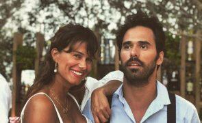 Namorado de Cláudia Vieira curado da covid-19