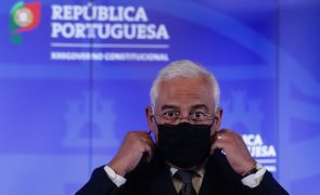 Covid-19: Costa assume toda a culpa por mensagem mal transmitida sobre novas regras