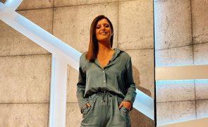 Maria Botelho Moniz Está mais magra e revela o que tem feito: