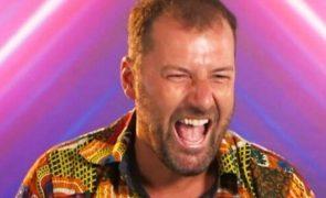 Big Brother Pedro escondeu problema de saúde da TVI
