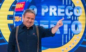 Fernando Mendes revela por que não aceita propostas da TVI