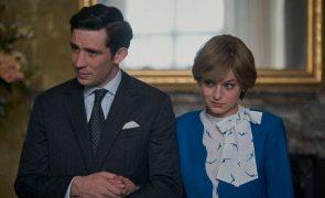 Quarta temporada de The Crown relata bulimia da princesa Diana