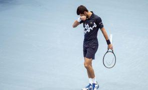 Djokovic vai disputar o ATP Finals com menos pressão, mas com a mesma ambição