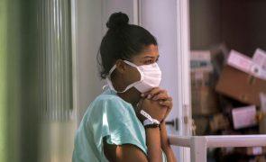 Covid-19: Brasil regista 29.070 novos casos e chega a 5.8 milhões de infeções