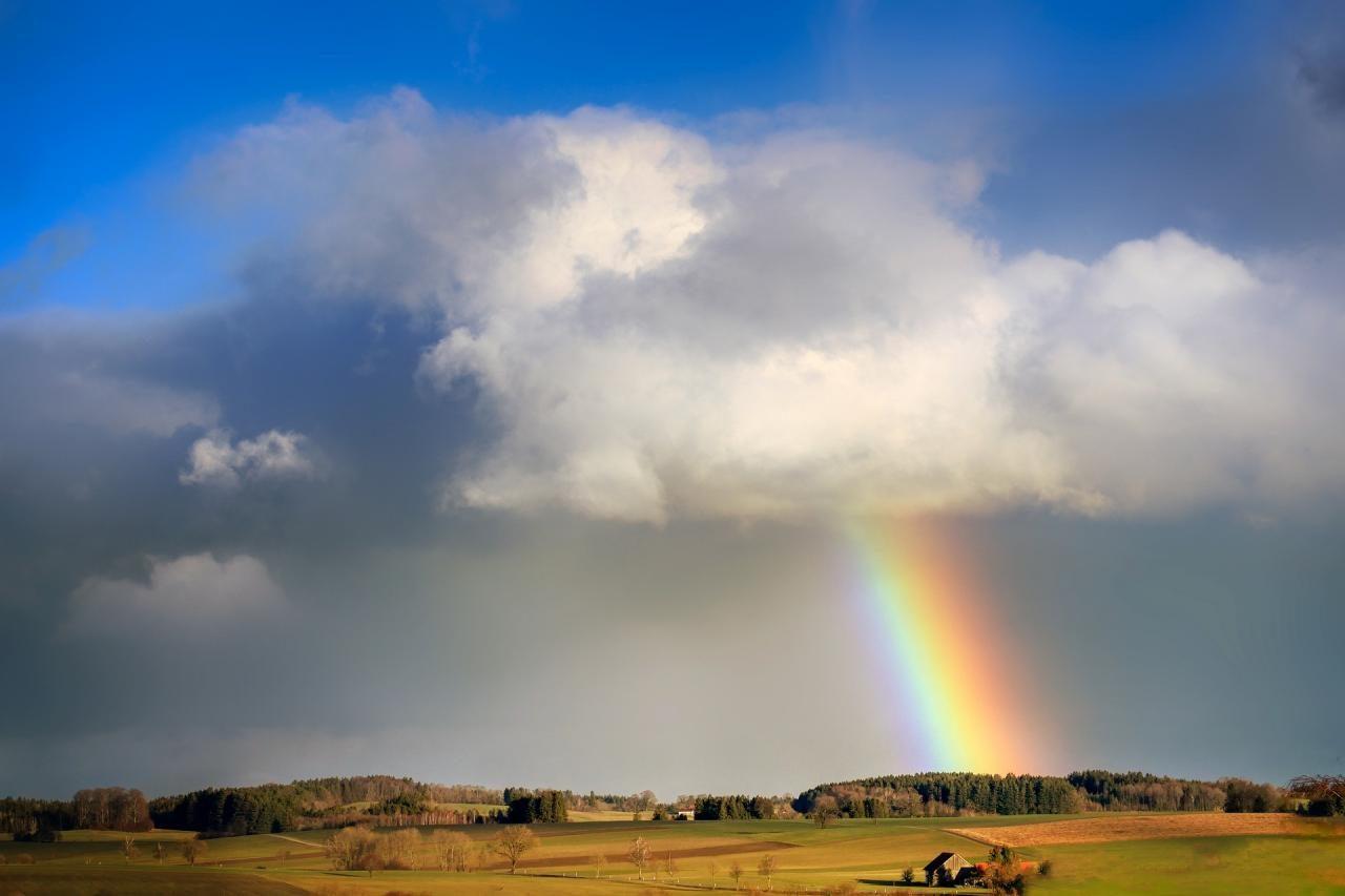 Meteorologia: Previsão do tempo para domingo, 15 de novembro