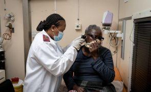 Covid-19: 331 mortos em África nas últimas 24 horas