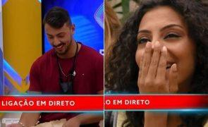 Big Brother Jéssica F. fica sem palavras com poema romântico de Renato