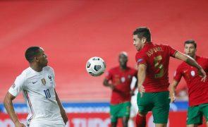 Portugal perde com França e está fora das meias-finais da Liga das Nações