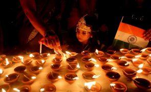 Covid-19: Índia com mais 41.100 casos e 447 mortos