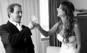 """Núria Madruga de rastos com a morte do pai: """"Vai ser tão difícil…"""""""