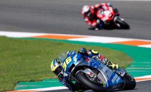 Joan Mir sagra-se campeão mundial de MotoGP pela primeira vez