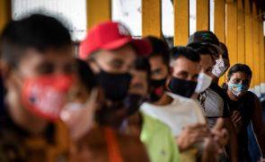 Covid-19: Mais 140 mortes e 14.134 infeções no Brasil