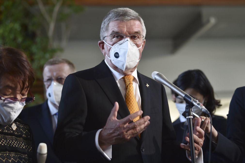 Tóquio2020: Comité Olímpico Internacional