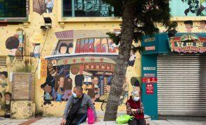 Covid-19: Governo de Macau anuncia reforço de 1,9 mil ME para procura interna