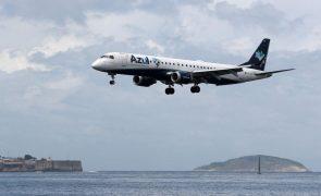 Companhia aérea brasileira Azul regista prejuízo de 190 milhões de euros
