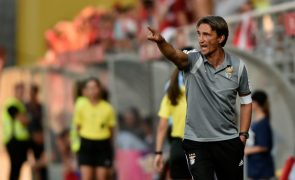 Benfica quer ganhar