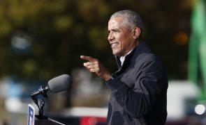 Obama diz que Trump e Bolsonaro