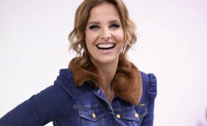 Cristina Ferreira usa casaco-vestido de ganga e deixa fãs loucos com o preço