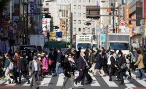 Covid-19: Japão regista recorde com mais de 2.000 novas infeções em 24 horas
