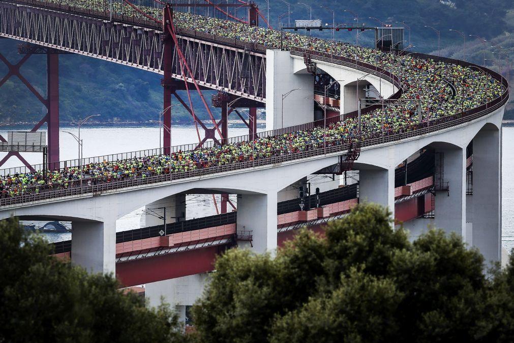Covid-19: Meia Maratona de Lisboa adiada para 12 de setembro de 2021