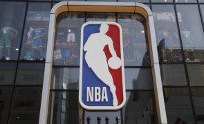 NBA começa em 22 de dezembro e alarga 'play-in' a quatro equipas por conferência