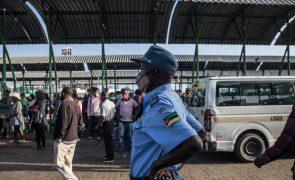 Covid-19: Mais uma morte e 63 novos infetados em Moçambique