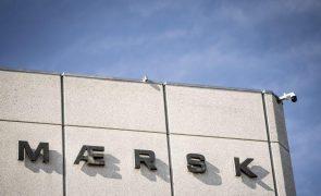 Receitas da Maersk caem 1,37% para 8,4 mil milhões de euros no 3.º trimestre