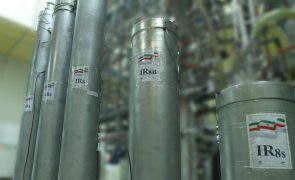 Irão opera centrifugadoras em Natanz, sem que tenha aumentado capacidade - ONU
