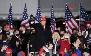Trump pagou 2,5 milhões de euros para recontar votos no Wisconsin