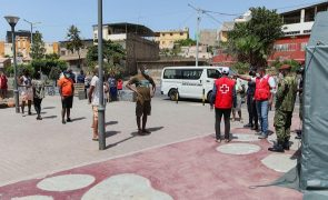 Covid-19: Cabo Verde regista mais um óbito e chega aos 10.000 casos positivos