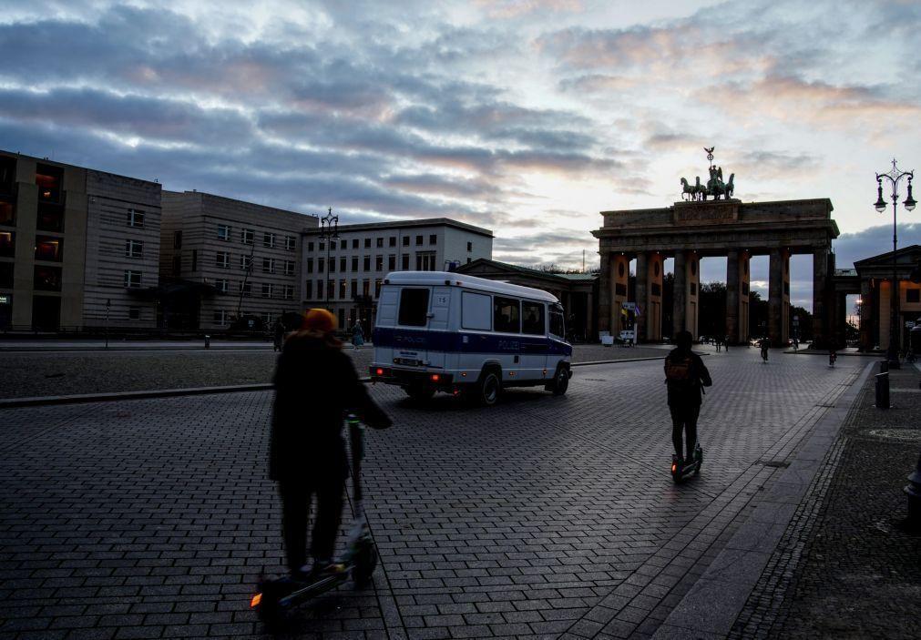 Covid-19: Alemanha regista 22.609 novas infeções e 251 mortos em 24 horas