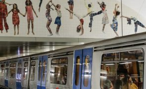 Metro de Lisboa avança com compra de carruagens após desistência de impugnação do contrato