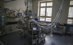 Covid-19: Há risco de não se conseguir receber todos os doentes em UCI - coordenador