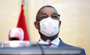 Governo angolano diz que polícia