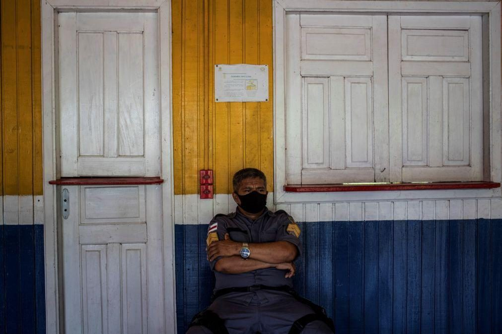 Covid-19: Brasil aproxima-se dos seis milhões de casos e passa 168 mil mortes