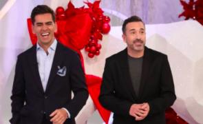 Marco Horácio e Pedro Fernandes juntos em novo programa da TVI
