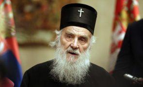 Covid-19: Líder da igreja ortodoxa sérvia morre vítima da pandemia