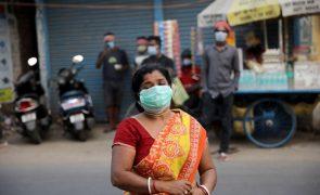 Covid-19: Índia ultrapassa nove milhões de casos do novo coronavírus