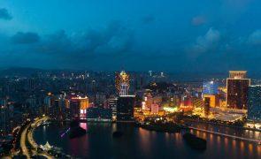 PIB de Macau com descida anual de 63,8% no terceiro trimestre