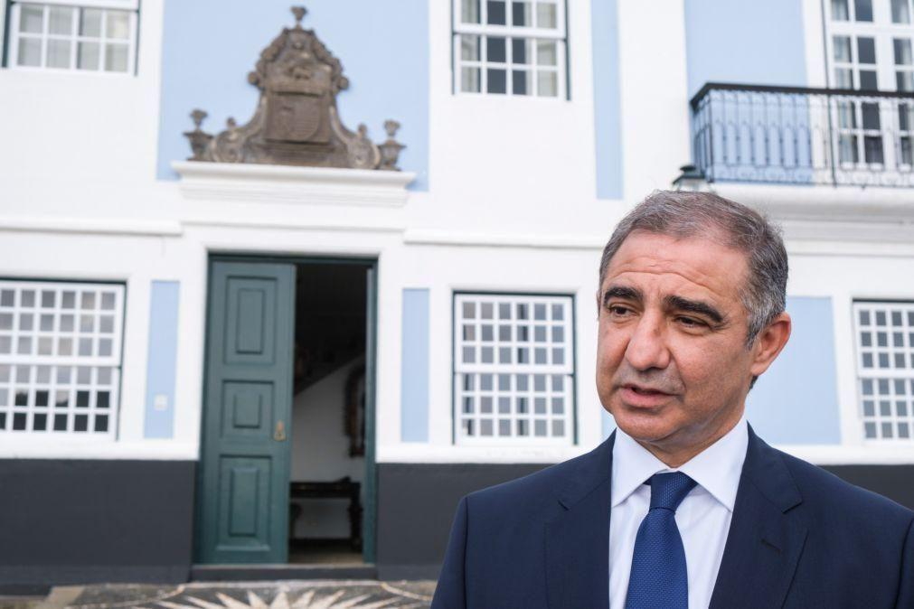 Novo Governo Regional dos Açores integra 10 secretarias e uma subsecretaria