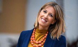 Ana Marques Apresentadora esclarece estado de saúde de Júlia Pinheiro