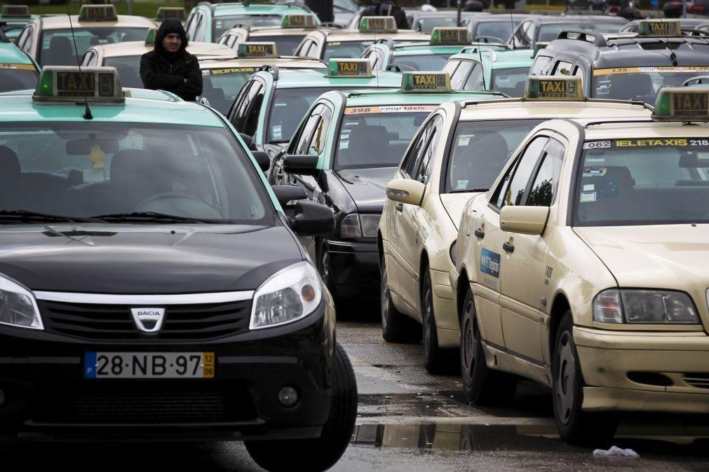 Covid-19: ANTRAL reclama mais apoios para o setor do táxi e ameaça