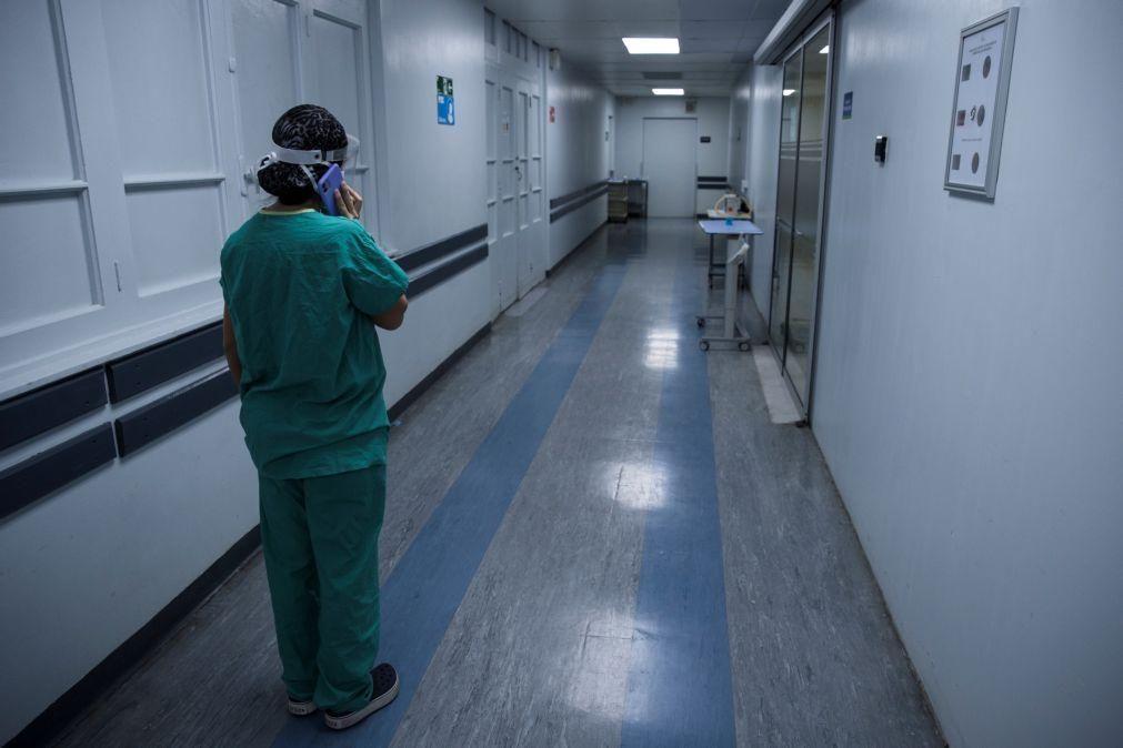 OE2021: Trabalhadores da saúde de baixa por covid-19 mantêm rendimento